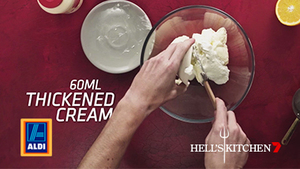 ALDI WITH HELL'S KITCHEN - HELL TASTY & HELL SIMPLE