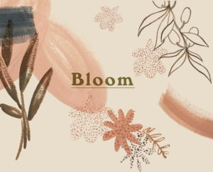 Bloom - Textile Design Project