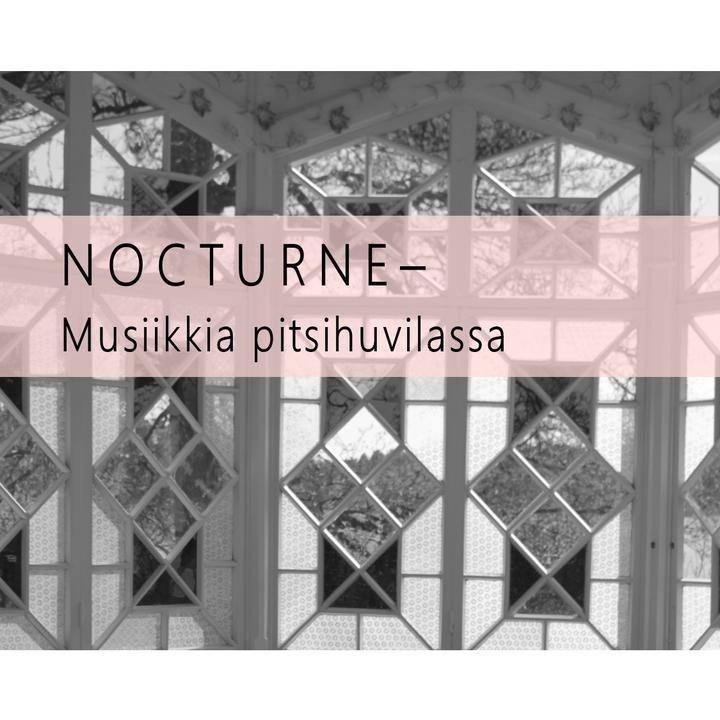 Resonus: Nocturne - Musiikkia pitsihuvilassa
