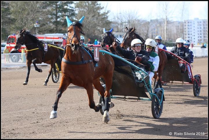 Elämykset – Horse Race