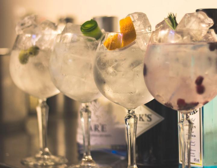 Opas Gin & Tonic Maailmaan