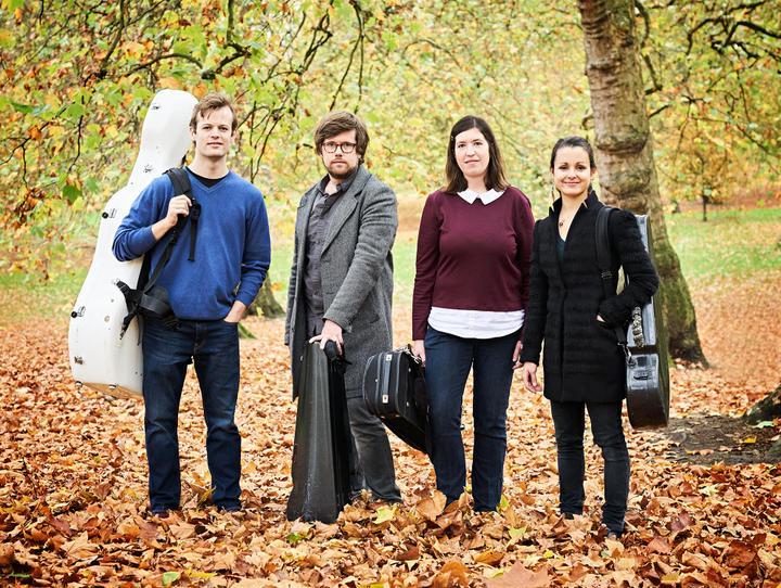 The Castalian Quartet / PuKama & Villa Gyllenberg