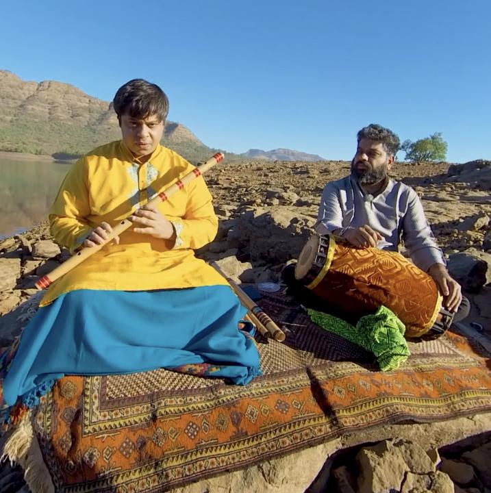 jaZZanti-konsertti: Shashank Subramanyam & Phalgun Parupalli