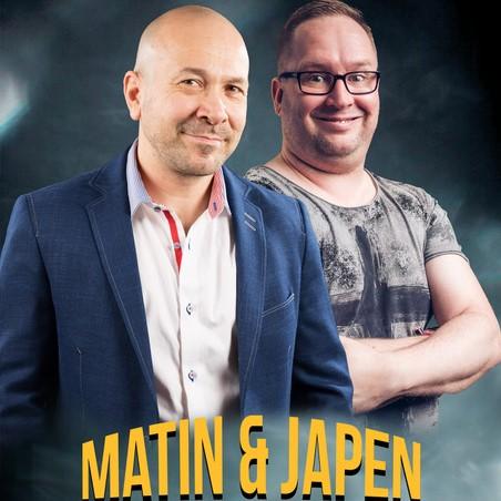 PERUTTU: Matin ja Japen stand up show
