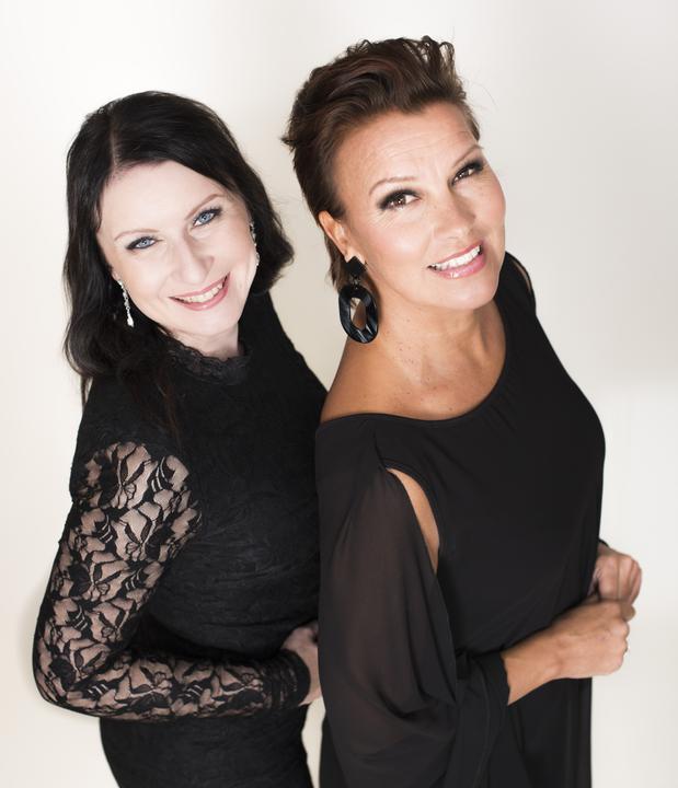 Arja Koriseva ja Minna Lintukangas, piano: Rakkaudesta jouluun