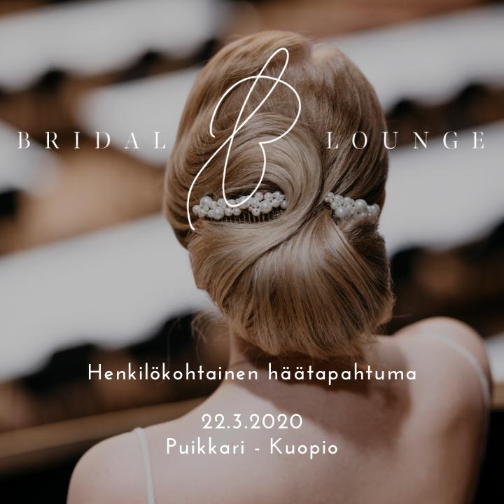 Bridal Lounge -häätapahtuma