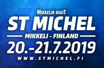 St Michel - Mikkelin ravit 20.-21.7.2019