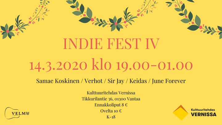 Indie Fest IV