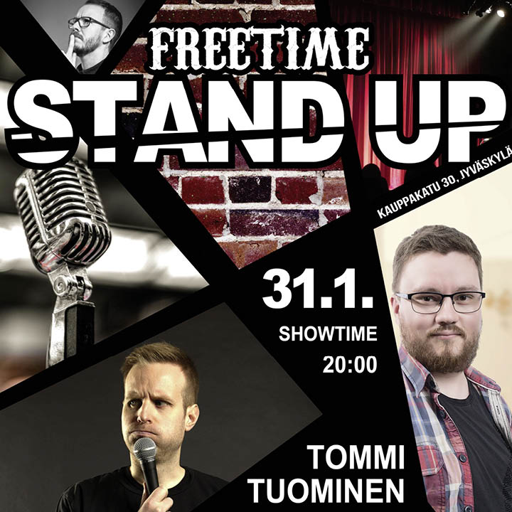 Freetimen Stand Up vol.2