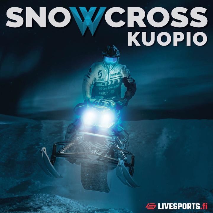 Kuopio Snowcross SM 2020