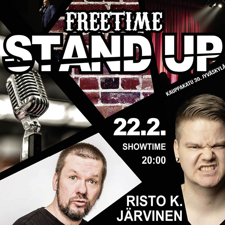 Freetimen Stand Up vol.3