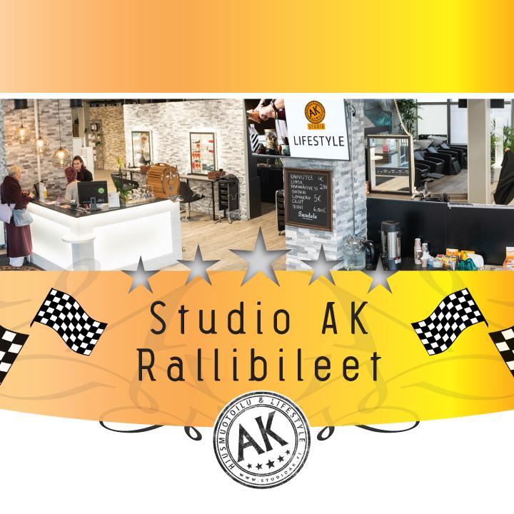 Studio AK:n Rallibileet