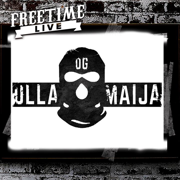 Freetime Live: OG Ulla-Maija + Skeema