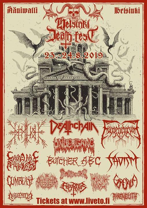 Helsinki Death Fest 4