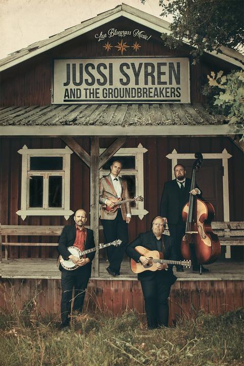 Jussi Syren And The Groundbreakers Savonlinnassa 20.7.