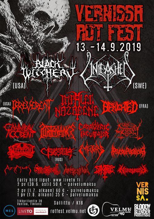 Vernissa Rot Fest