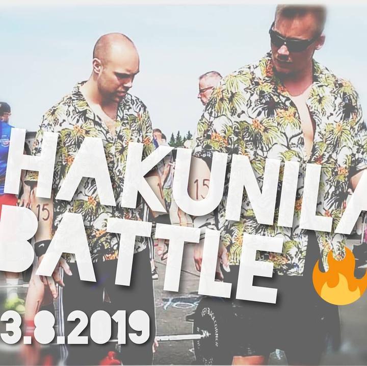 HAKUNILA BATTLE 2019