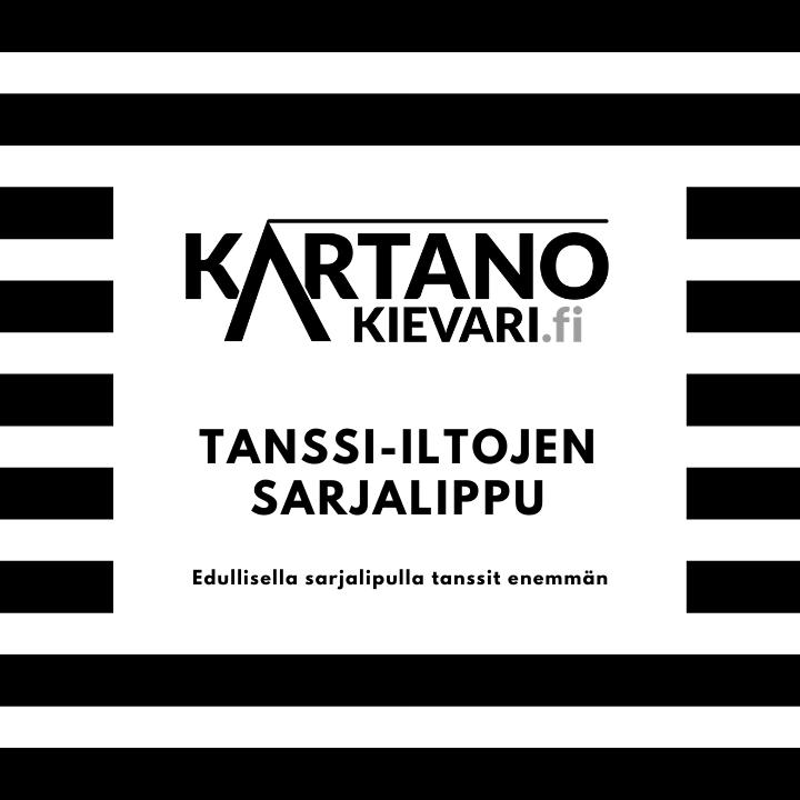 Kartano Kievarin tanssi-iltojen sarjalippu