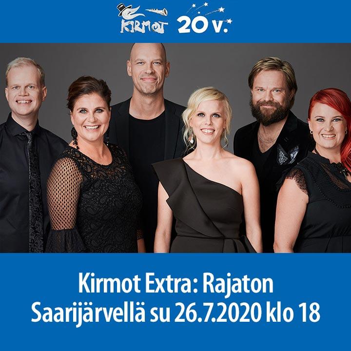 KIRMOT 2020 extra: Rajaton