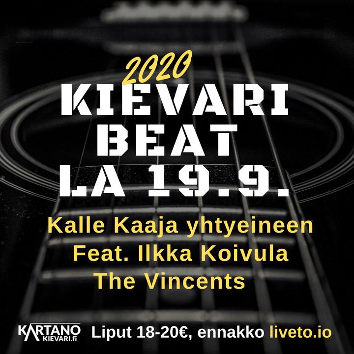 Kievari BEAT 2020