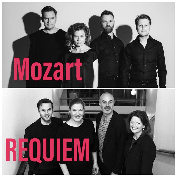 PERUTTU: Meta4 & Theatre of Voices: Mozart Requiem
