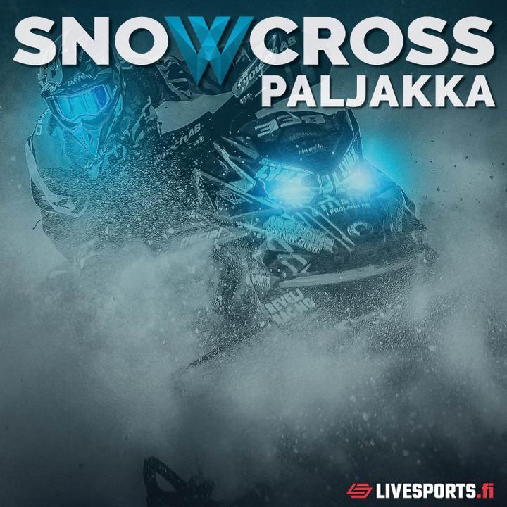 Paljakka Snowcross SM 2020