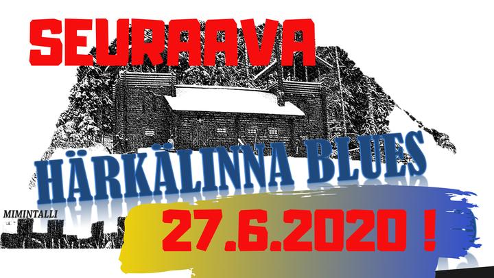 HÄRKÄLINNA BLUES 2020
