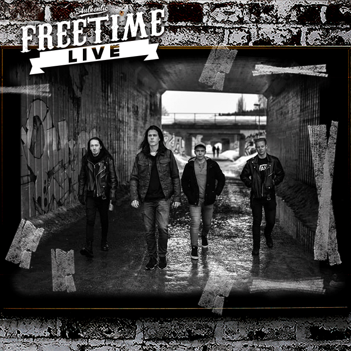 Freetime Live: Event Relentless + Slash the Smile