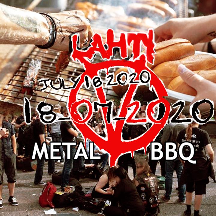 LAHTI METAL BBQ V Teurastamo