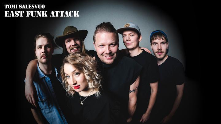 Tomi Salesvuo East Funk Attack + Al Fama