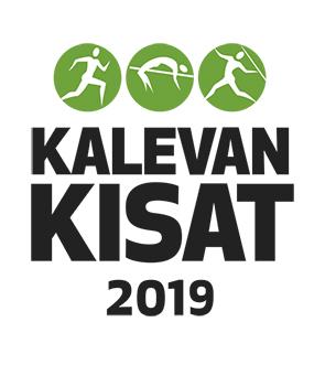 Kalevan Kisat 2019 - Pääsyliput 3 päivää