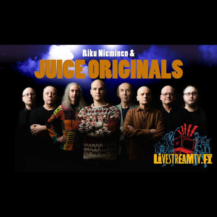 Juice Originals feat. Riku Nieminen