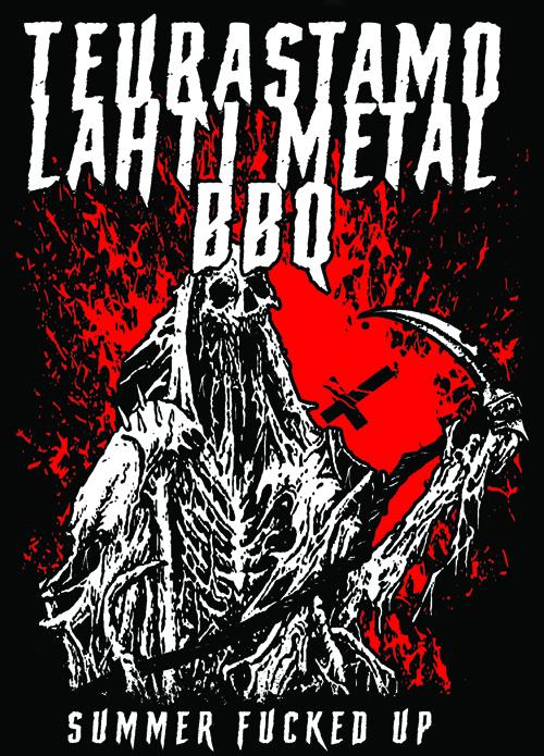 TEURASTAMO LAHTI METAL BBQ V