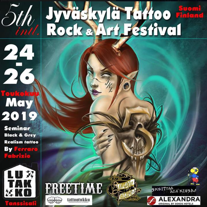 JKL Tattoo Rock & Art Festival 2019