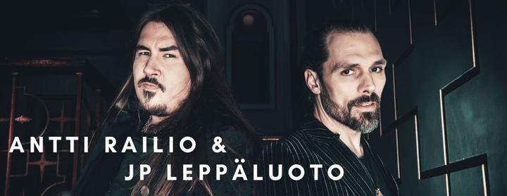 ANTTI RAILIO & JP LEPPÄLUOTO: ENSI-ILTA! -KONSERTTI | RAUMA