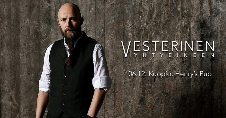 Pe 6.12.2019 Vesterinen Yhtyeineen