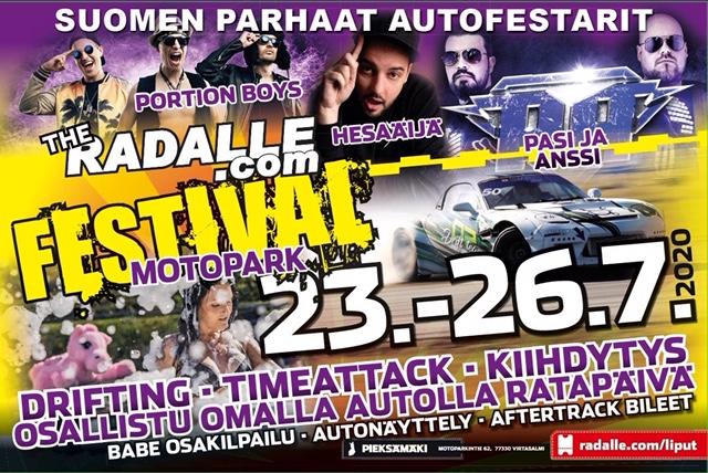 RADALLE.com Festival Motopark