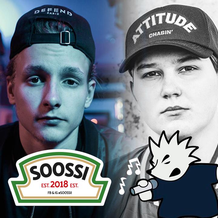 Soossi Klubi w/ Hussa & Daniel Okas @SIILI BAR & TERRACE 14.2.