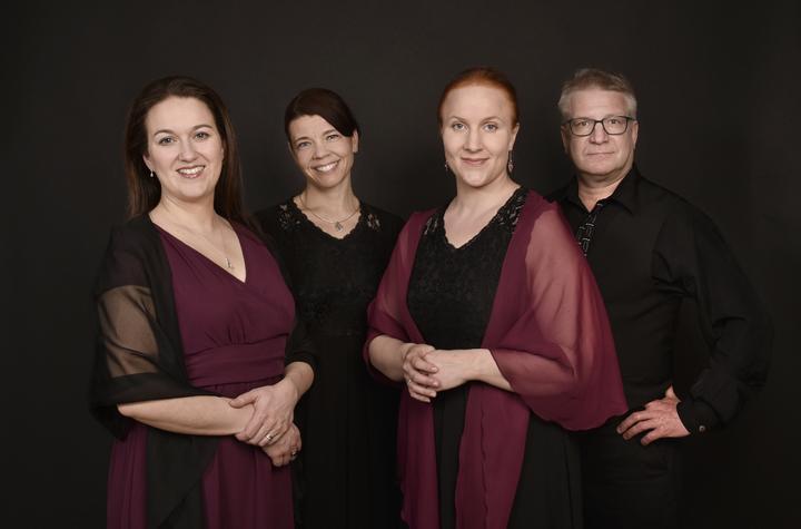 Rajalliset: ILTATUNNELMA -levyn julkaisukonsertti Suonenjoki