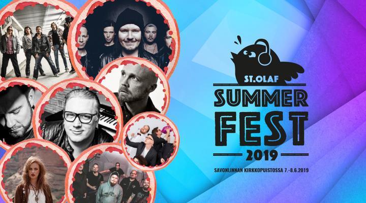 St.Olaf Summerfest 2019