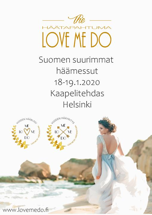 Love me do Winter Fair -häämessutapahtuma