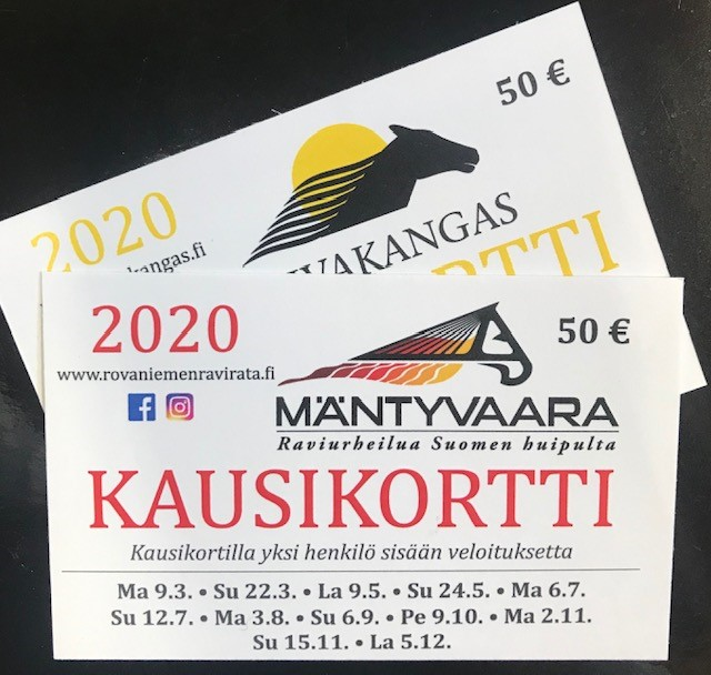 Kausikortit 2020