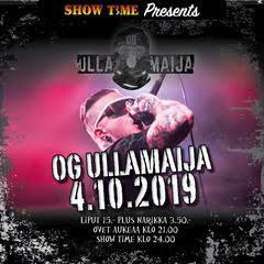 OG Ulla-Maija (Live) at ShowTime