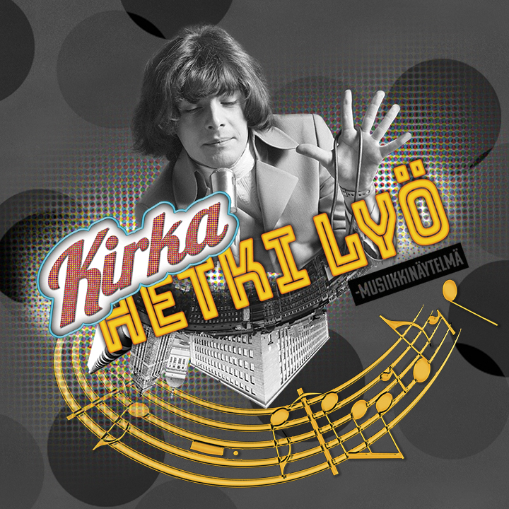 Hetki lyö -musiikkinäytelmä 14.12. klo 18