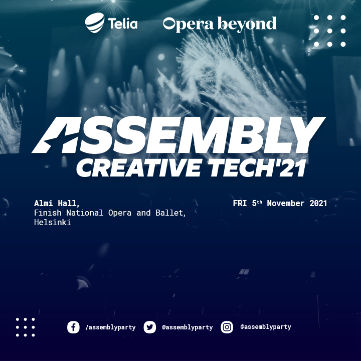 Assembly Creative Tech '21