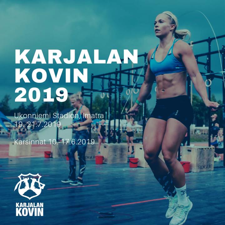 Karjalan Kovin 2019