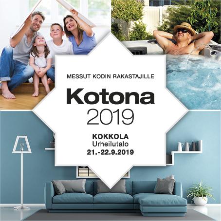 Kotona 2019 Kokkola