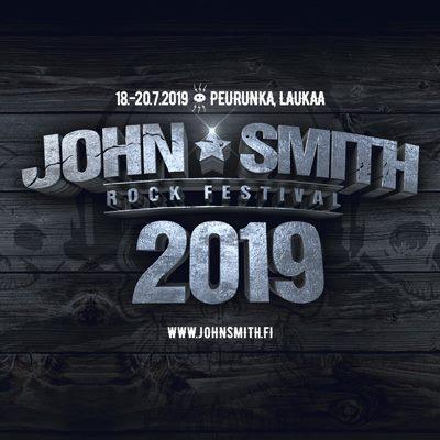 John Smith Rock Festival - OHEISTUOTTEET / PRODUCTS
