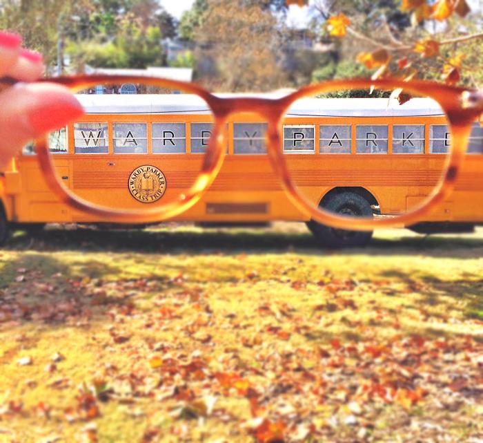 1-livvyland-blog-olivia-watson-warby-parker-class-trip-yellow-bus-popup-shop-austin-texas