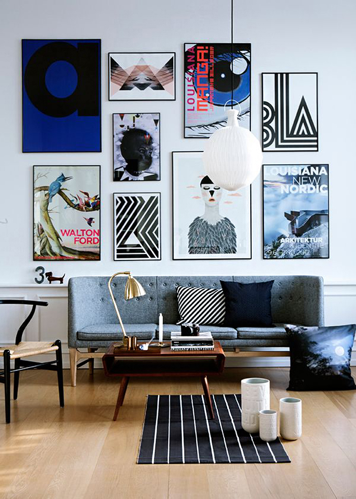 Home Decor Inspiration Gallery Wall